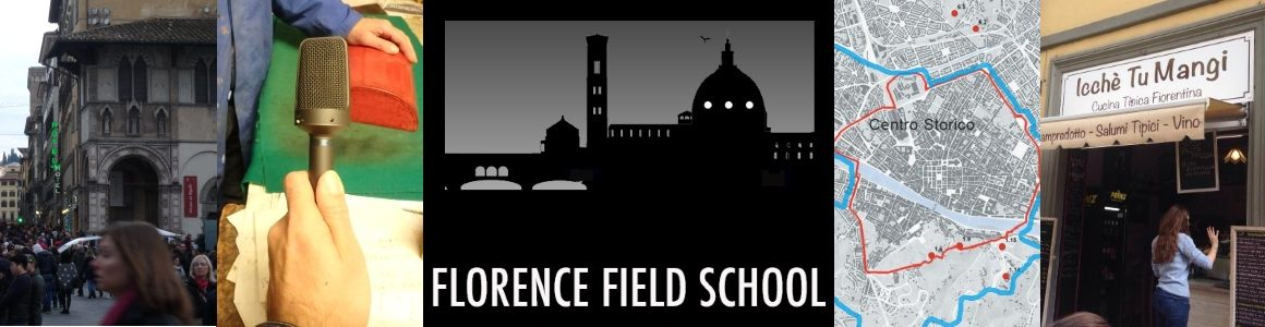 Florence Ethnographic Field School